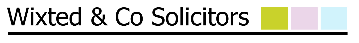 Wixted & Co Solicitors